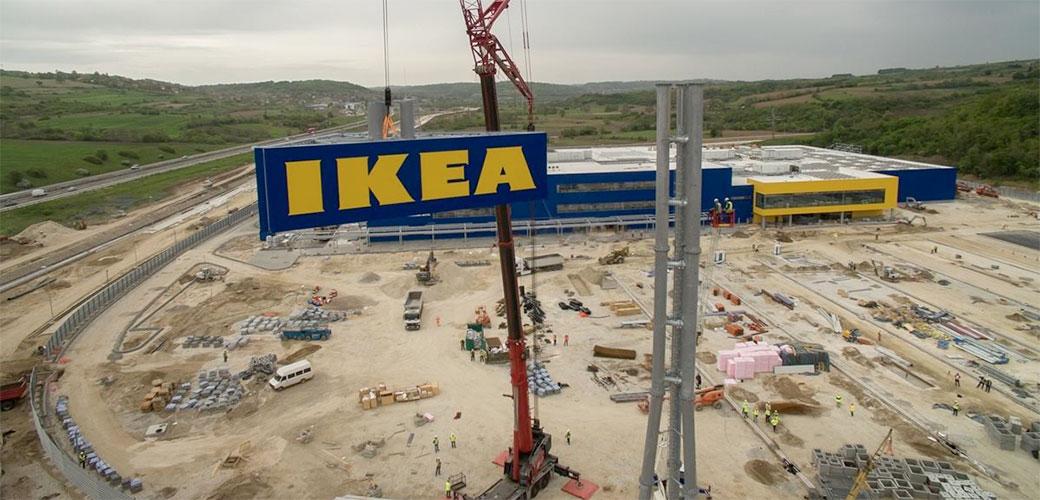 Slika: IKEA počinje da puni rafove u Beogradu