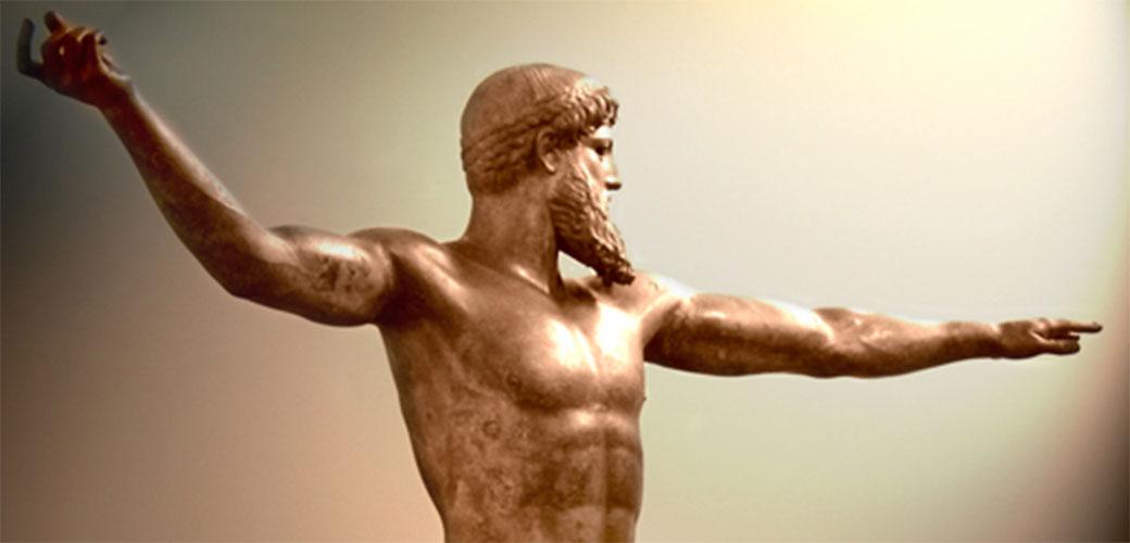 Zašto antički kipovi imaju MALI