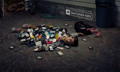 Jeziva reklama protiv viralnog nasilja
