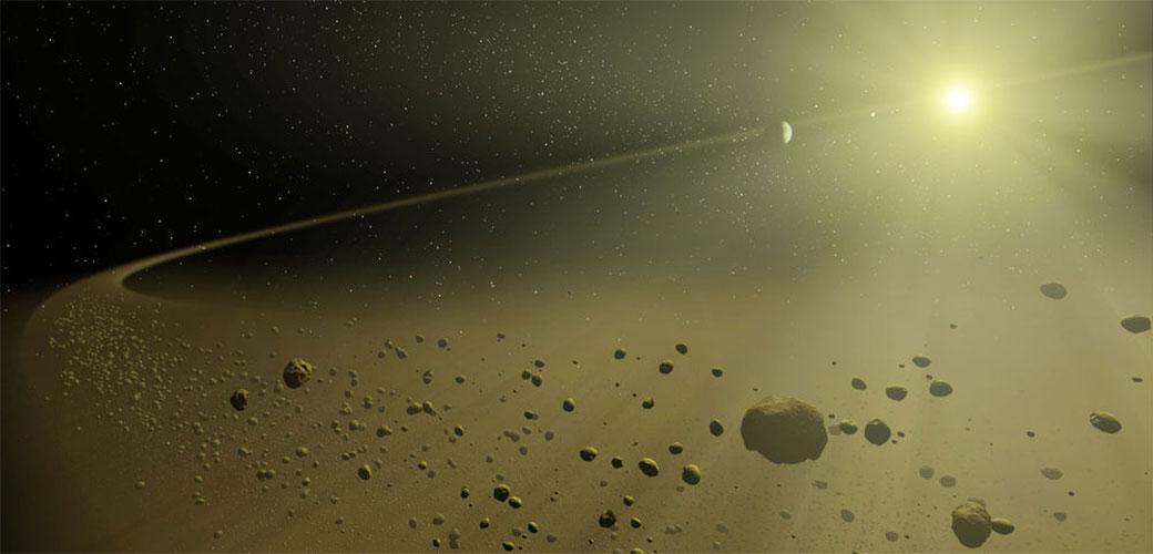 Slika: Zvezda KIC 8462852 ponovo luduje