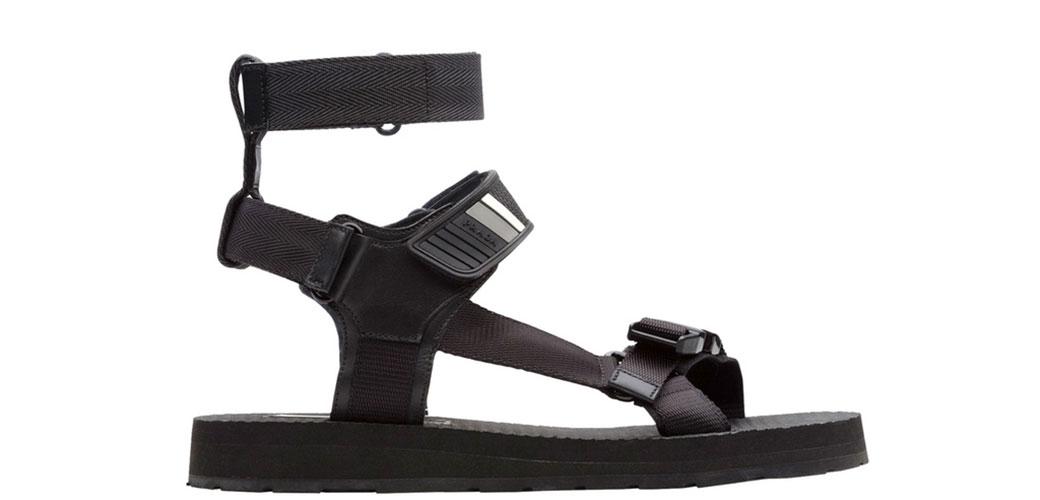 Slika: Prada sandale za leto 2017.