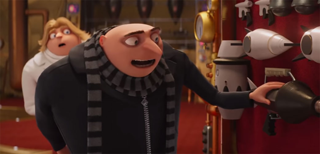 Slika: Novi trailer za Despicable Me 3