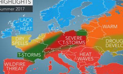 Dugoročna vremenska prognoza za leto 2017.  %Post Title