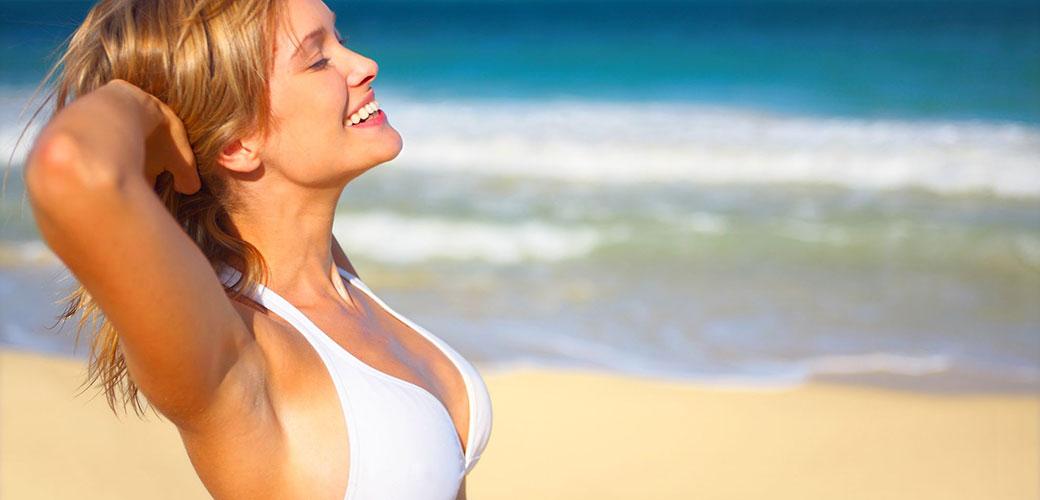 Slika: 5 najvećih mitova o sunčanju