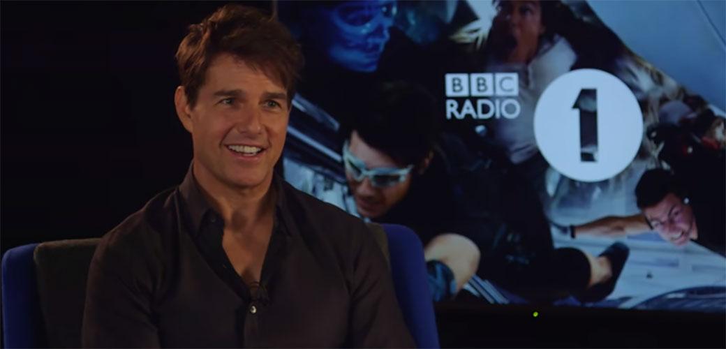 Slika: Tom Cruise se ismejao na svoj račun