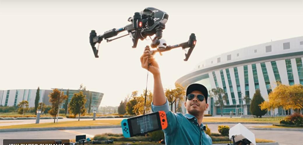 Slika: Ovaj gadget je preživeo pad sa 300 metara