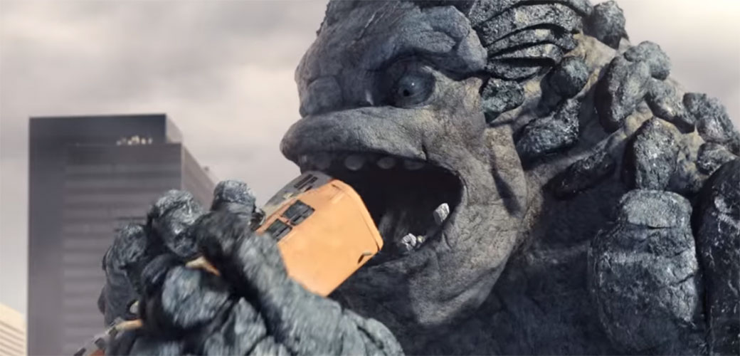 Reklama za sve koji znaju ko su pravi monstrumi