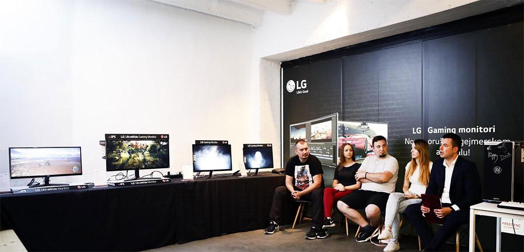 Slika: LG predstavio novo specijalno oružje u arsenalu svakog gejmera