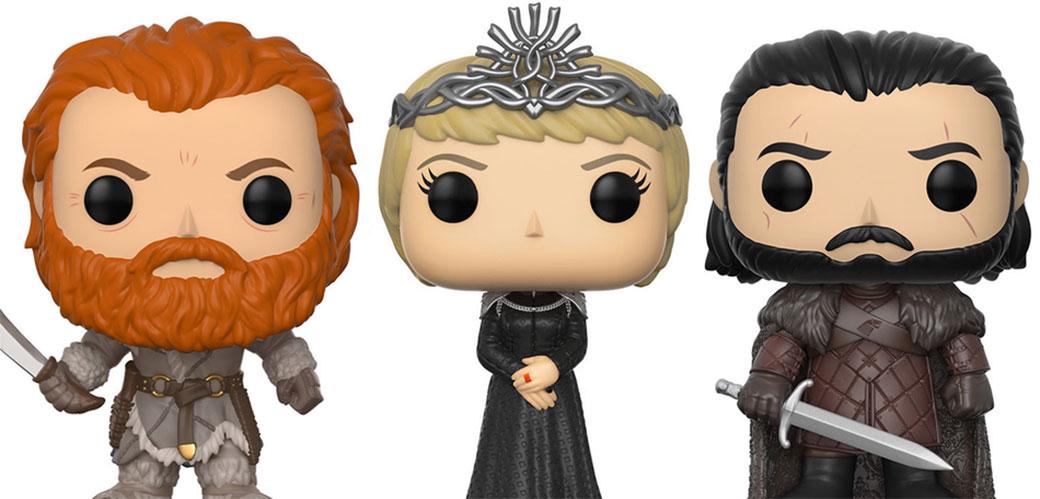 Slika: Nove Game of thrones figurice su čarobne