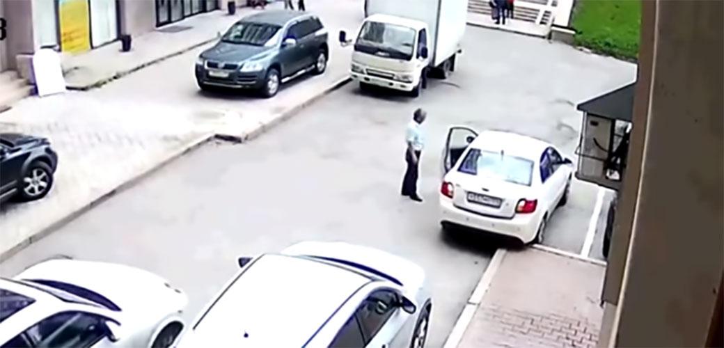 Najgori vozač ikada