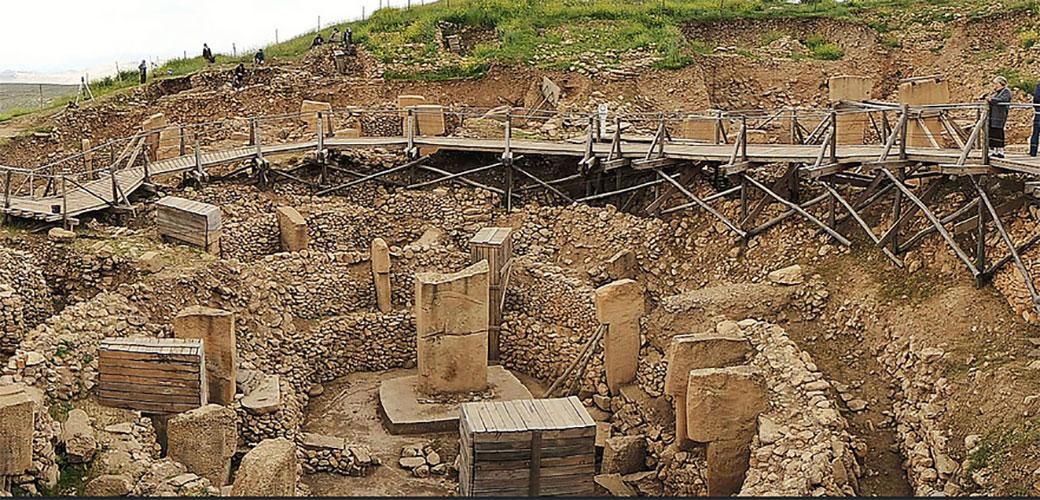 Slika: Najstariji hram na svetu krije još misterija
