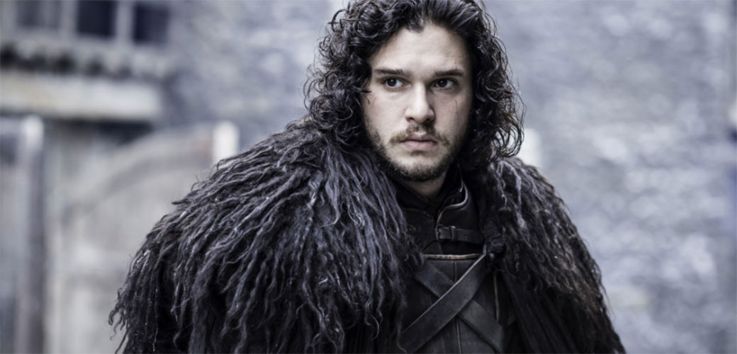 Slika: Jon Snow se ne zove tako
