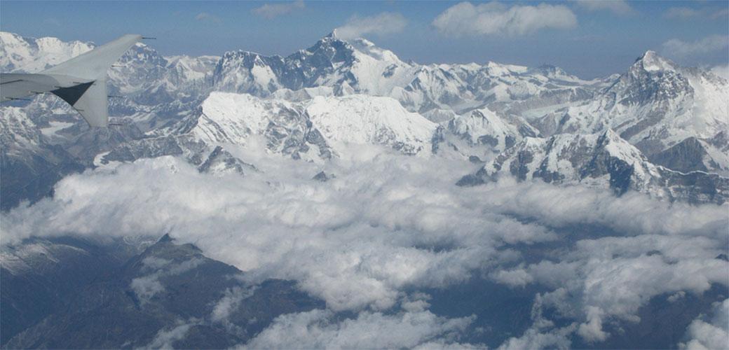 Ponovo se meri visina Mount Everesta