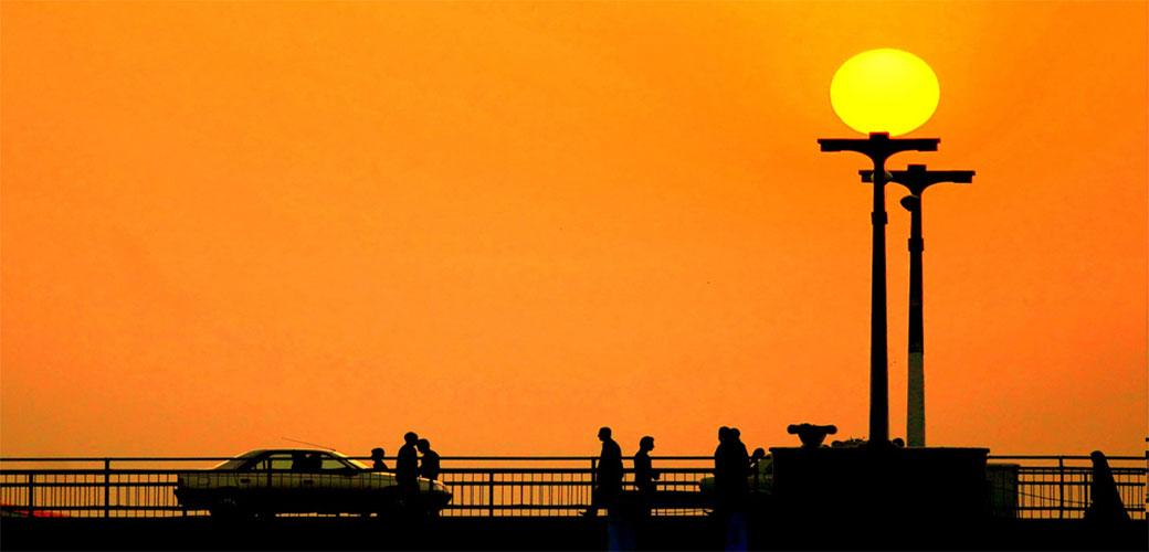 Slika: Izmerena najveća temperatura na Zemlji IKAD?