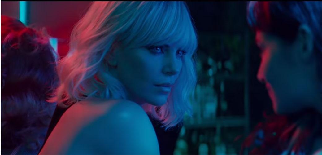 Charlize Theron je opasno seksi u novom filmu