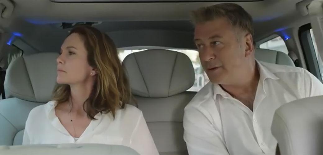 Slika: Dajana Lejn i Alek Boldvin u romantičnoj komediji