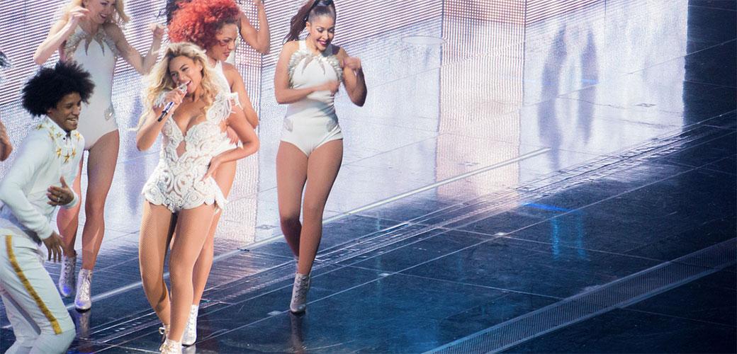 Beyonce se porodila u tajnosti