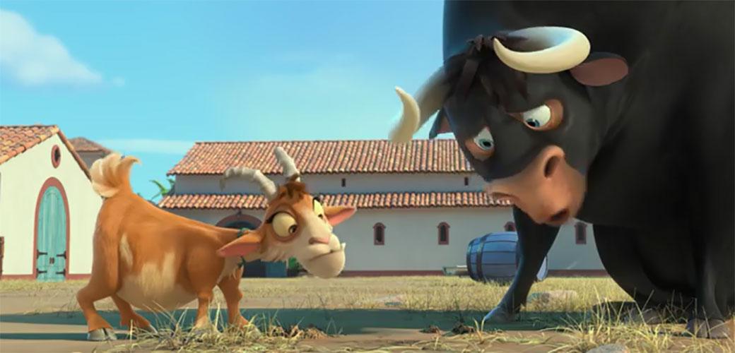 Slika: Bik Ferdinand se vraća
