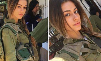 Vrele devojke Izraelske vojske