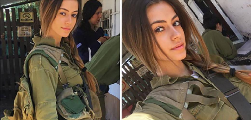 Slika: Vrele devojke Izraelske vojske