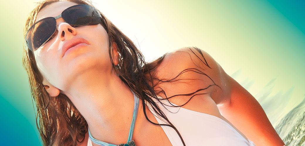 Slika: Ne koristite kreme za sunčanje na bazenima