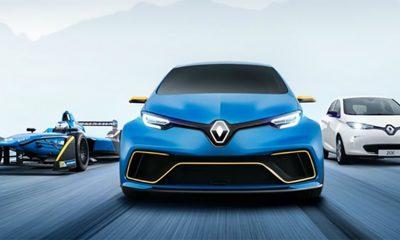 Renault sprema električnog trkača