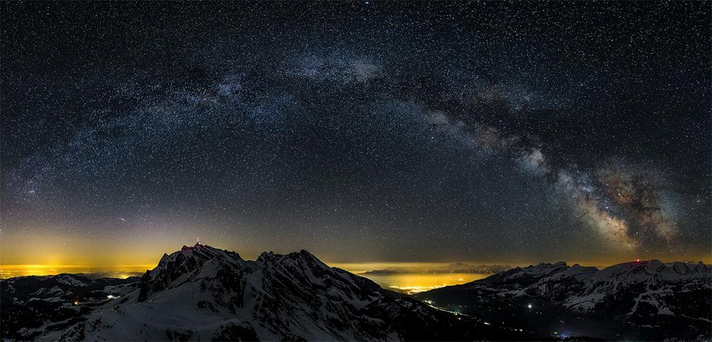 Novo otkriće o nastanku Mlečnog puta