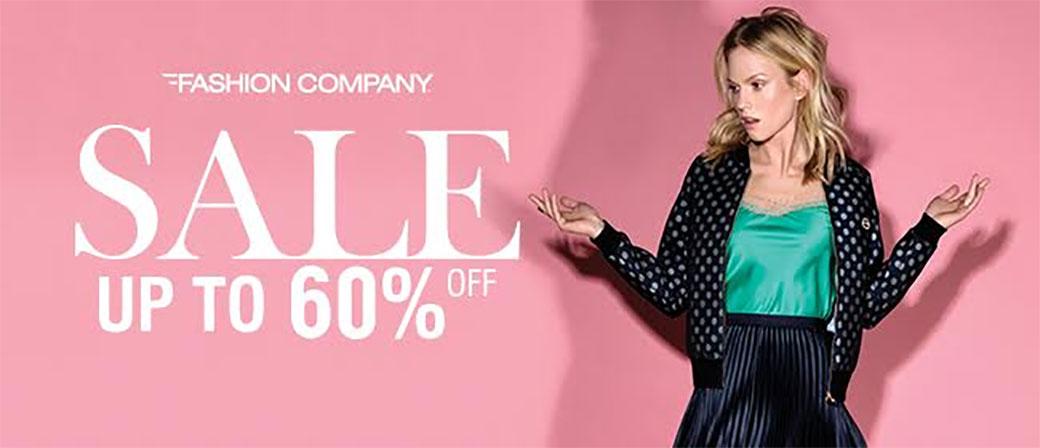 Slika: Sezonsko sniženje do 60 % u Fashion Company