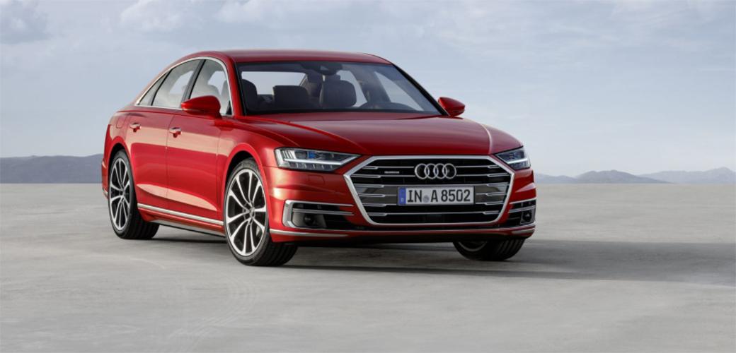 Stigao je novi Audi A8