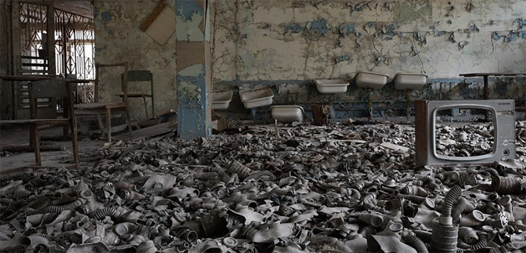 HBO snima seriju o Černobilu