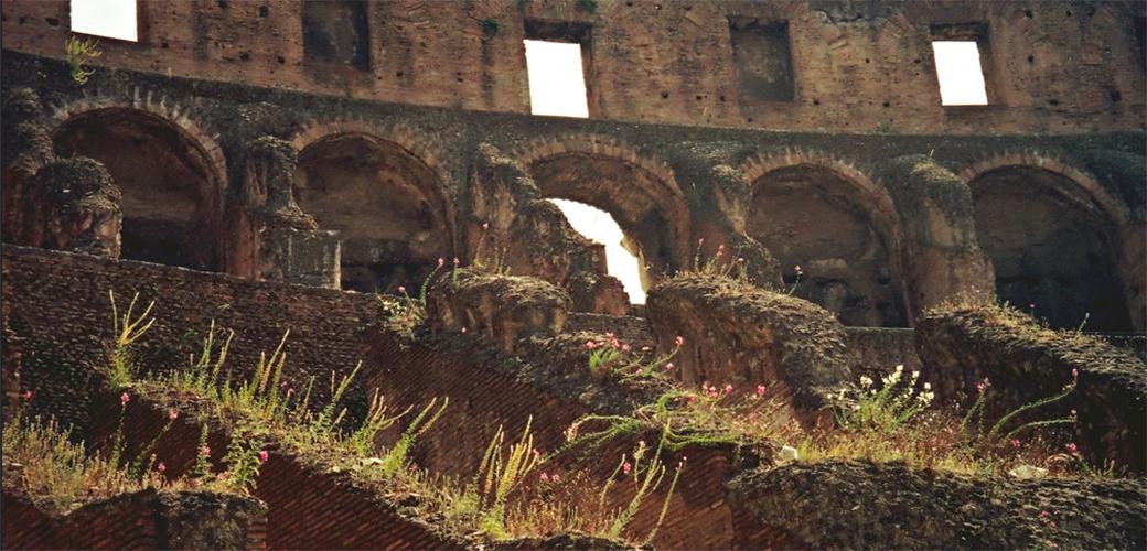 Slika: Zašto beton iz Starog Rima i dalje stoji?