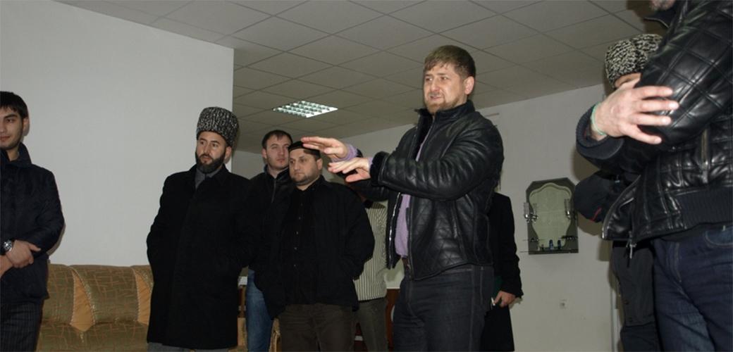 MMA borbe dece u Čečeniji