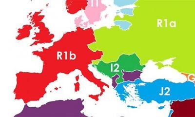 Ovako izgledaju DNK granice Evrope  %Post Title