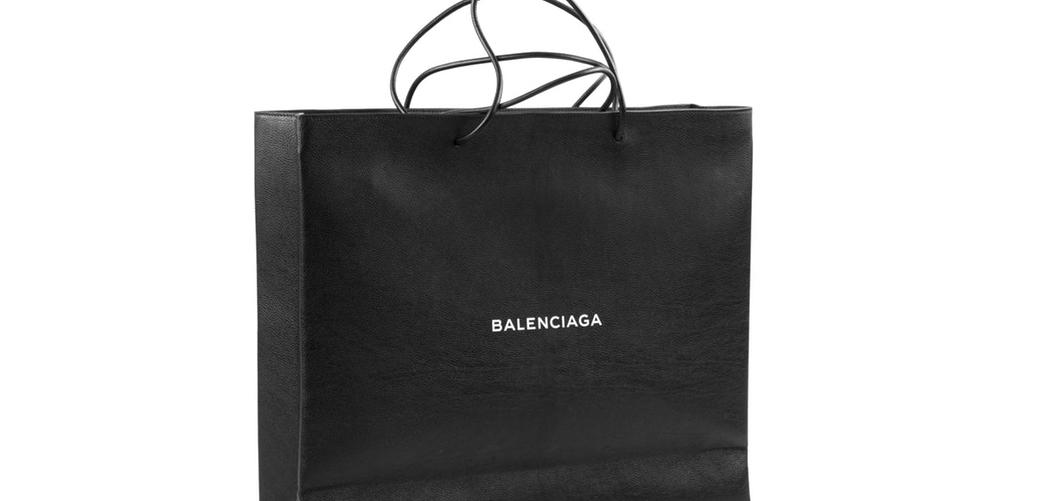 Slika: Balenciaga sada prodaje kožne kese