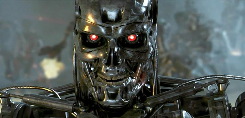 Terminator se vraća tatici