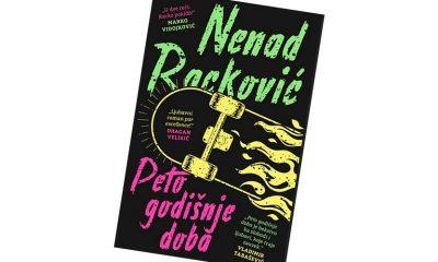 Džoni Racković ima novu knjigu