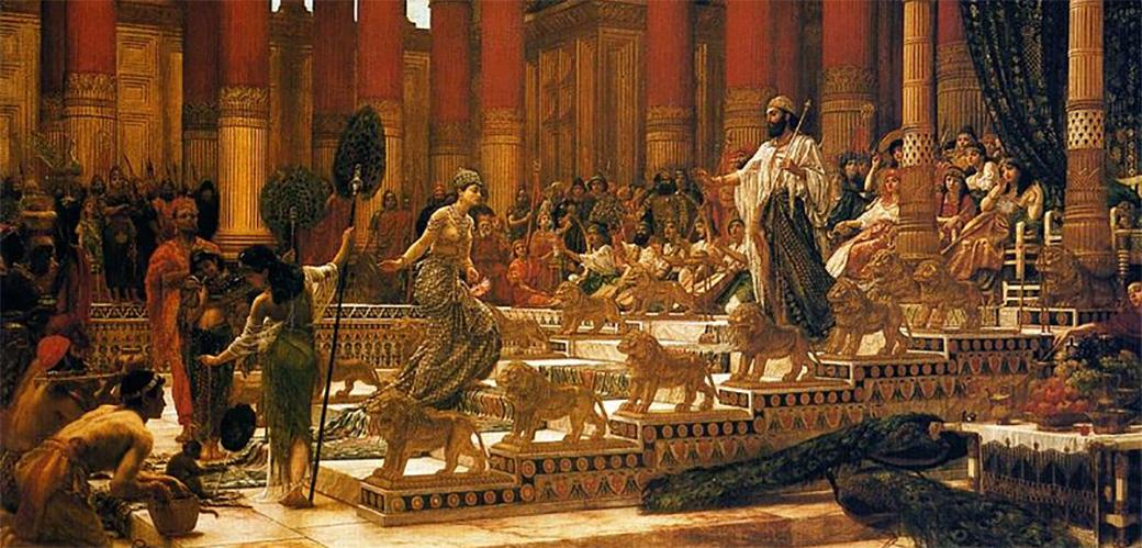Kralj Solomon nikada nije postojao?