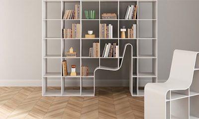Polica za oni koji stvarno vole knjige