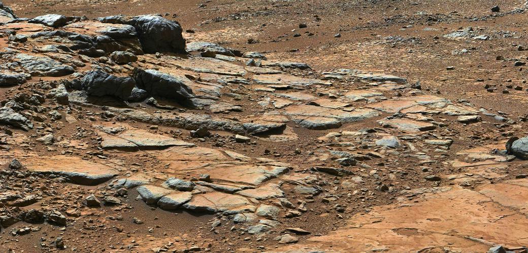Otkrivene toksične hemikalije na Marsu