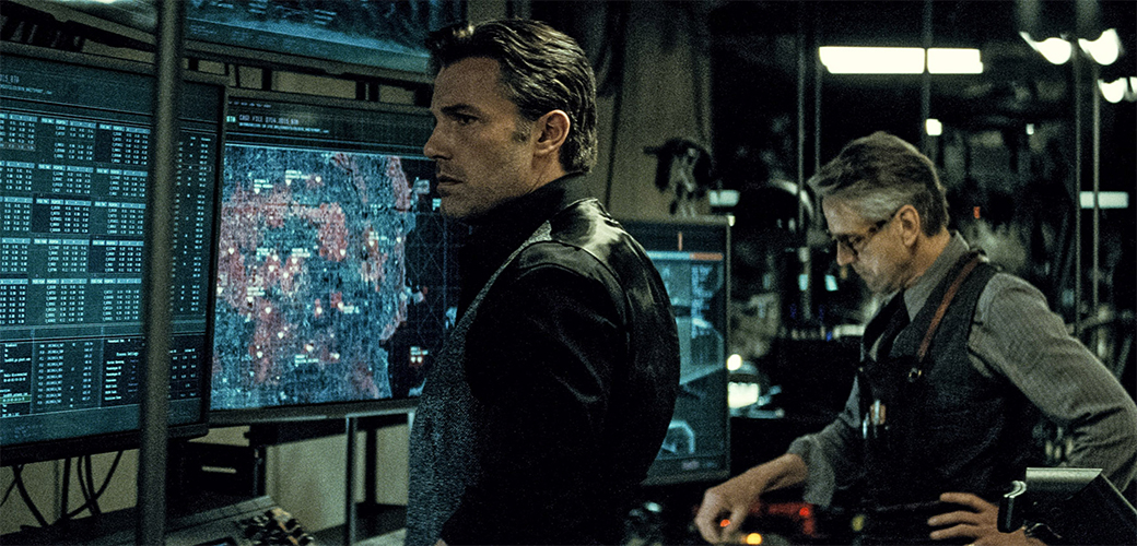 Ben Affleck je ponovo Batman