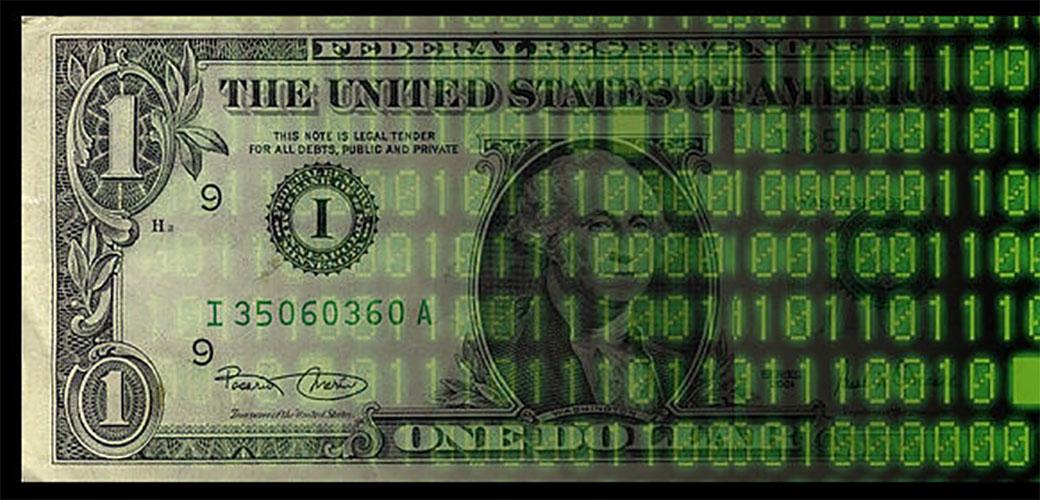 Slika: I novac se seli na internet