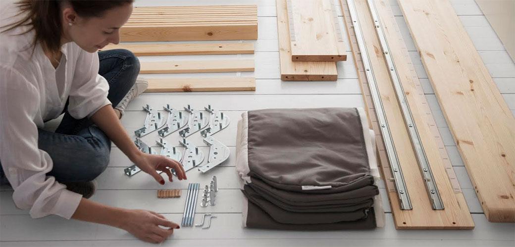 Sve što bi trebalo da znate o sklapanju IKEA nameštaja