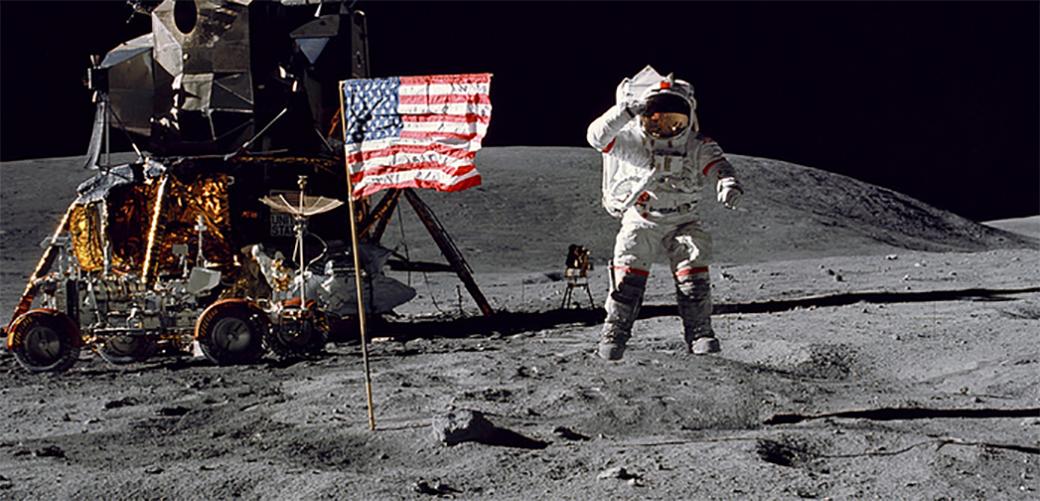 Slika: 10 ludih činjenica o Mesecu