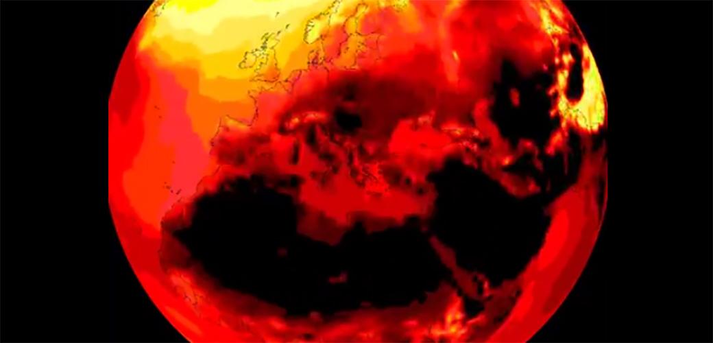Četvrti i najgori toplotni talas je stigao