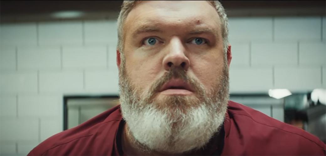 Slika: Hodor u reklami za KFC