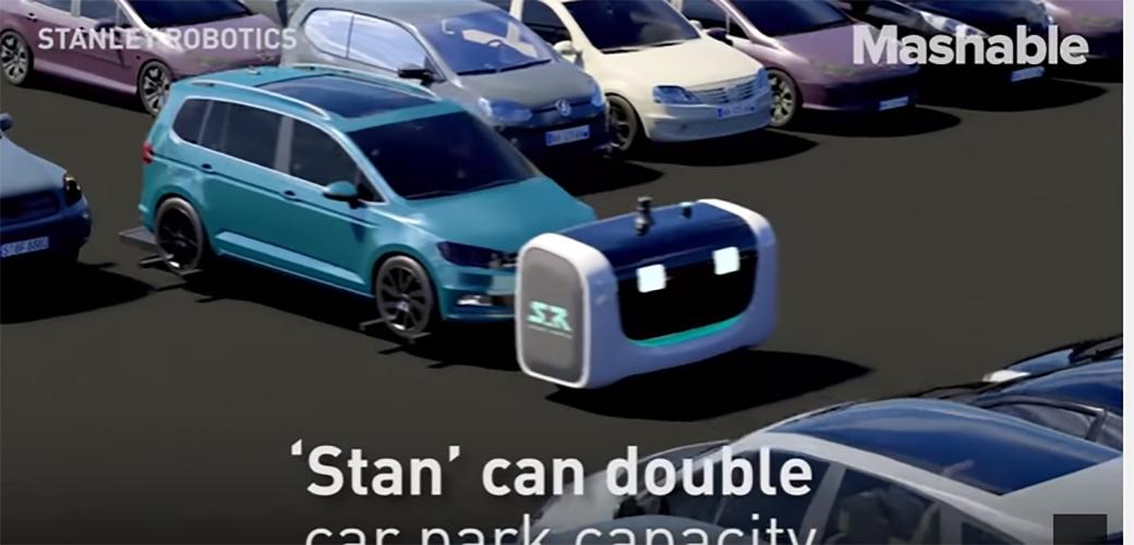 Roboti sada parkiraju automobile u Parizu