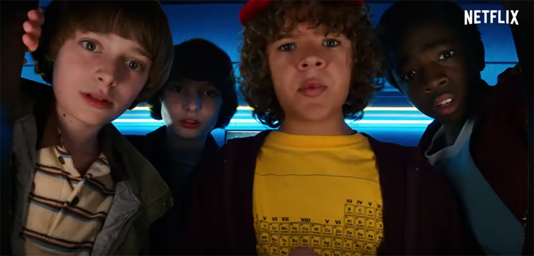 Stranger Things dobio novi trailer