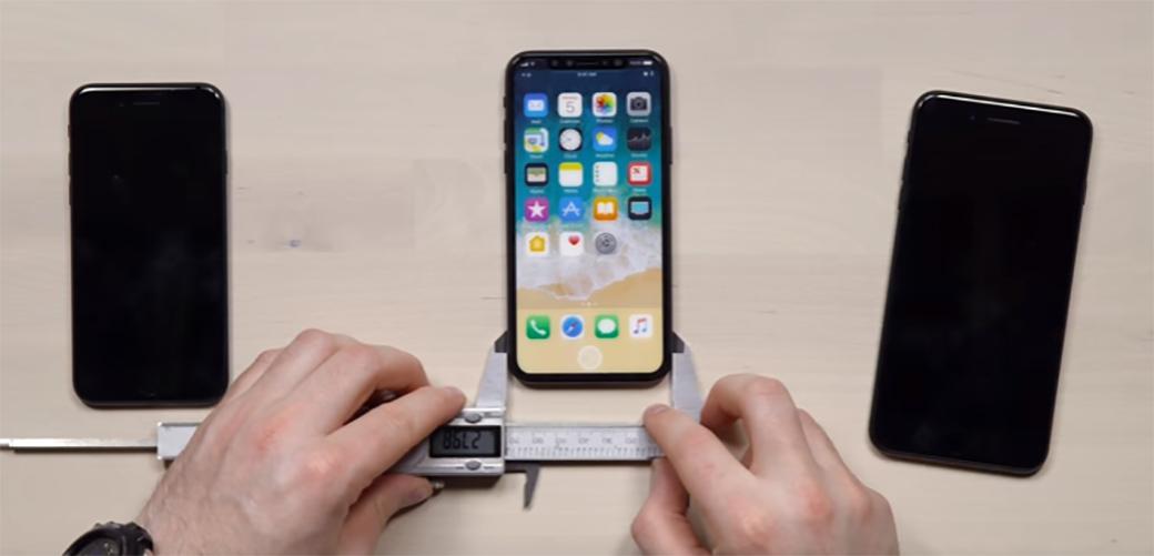 Ovo je novi iPhone?