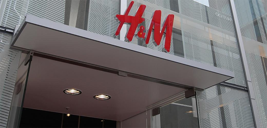 Slika: H&M otvorio prve outlet prodavnice