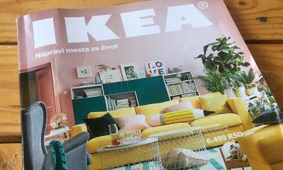 IKEA predstavila katalog za Srbiju
